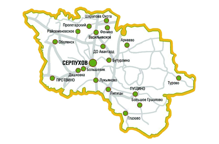 Интернет на дачу в Серпуховском районе по низким ценам от 9999 рублей! 1